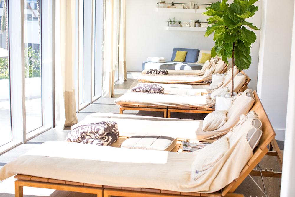 Eden Roc Hotel Miami spa