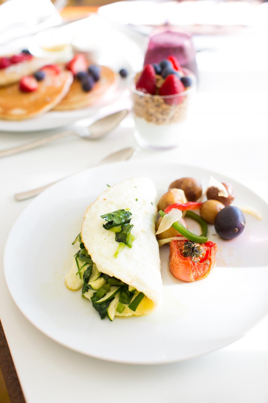 Eden Roc Miami breakfast, Eden Roc Hotel