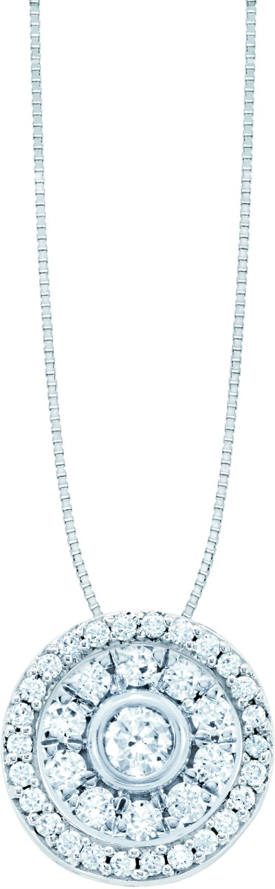 Jared diamond necklace 211388107