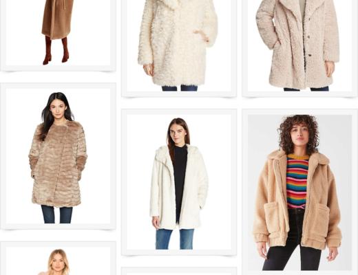 best teddy bear coats, best winter coats