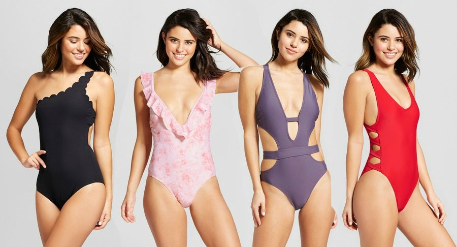b0372d34fd 10 Sexy One Piece Swimsuits From Target + A Giveaway   Sunflowers and  Stilettos   Bloglovin'