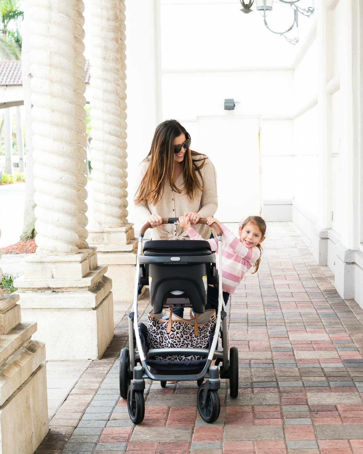 UPPAbaby stroller review by Sunflowers and Stilettos blog