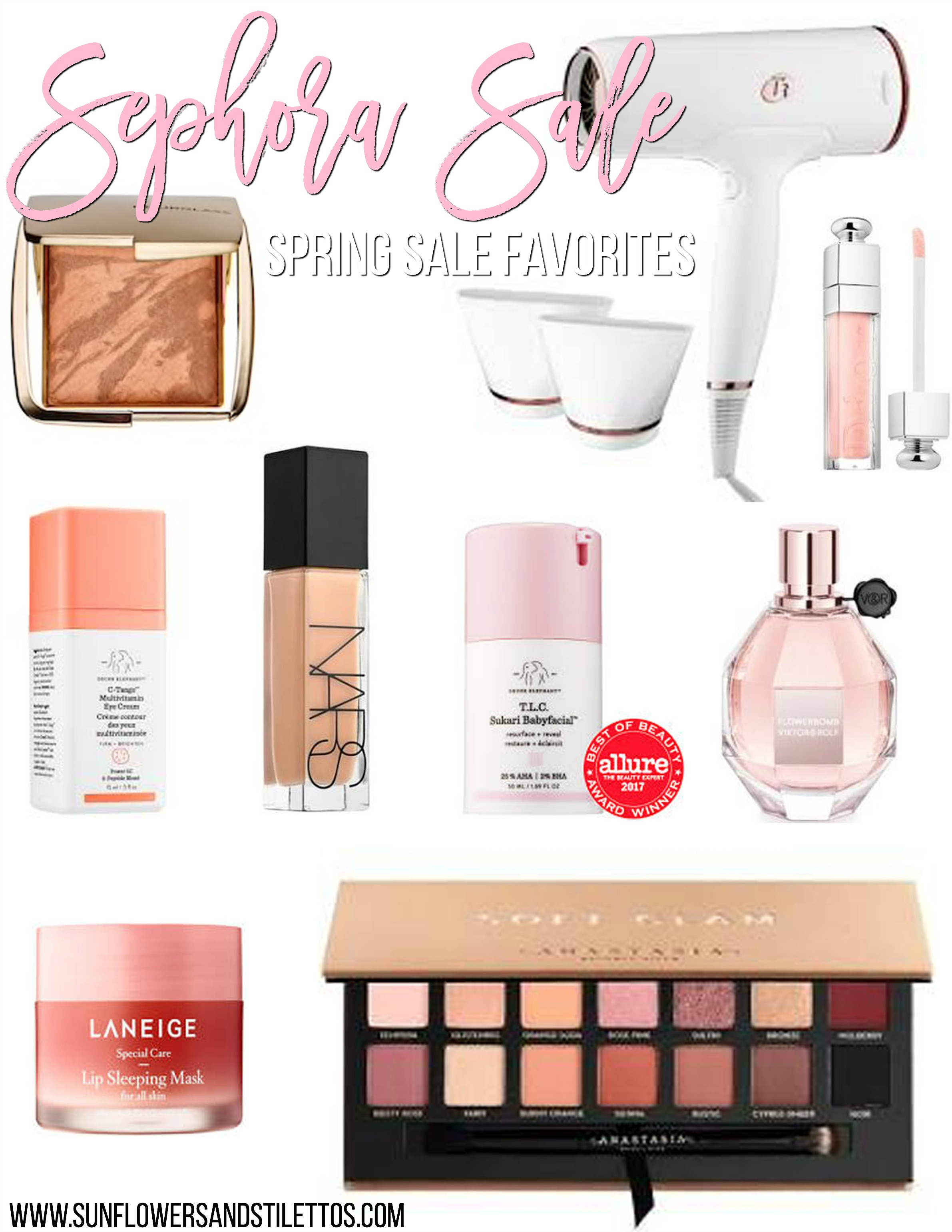 sephora spring sale favorites