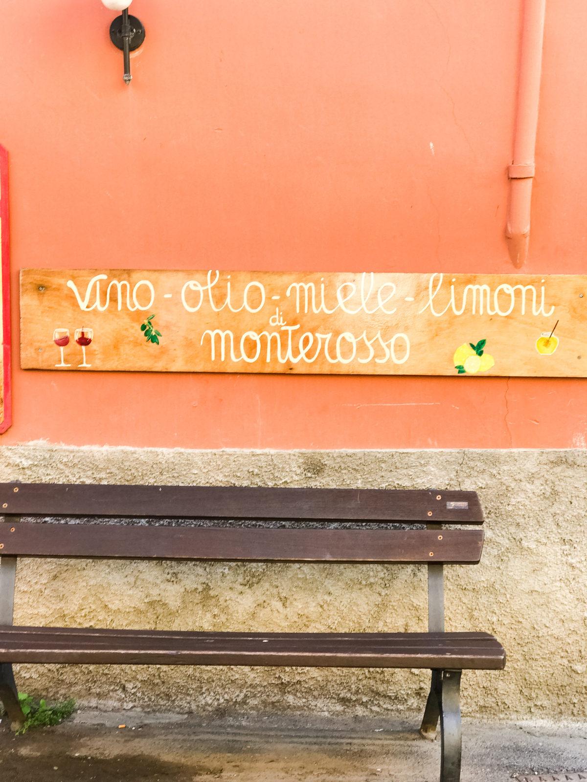 tuscany cinque terre monterosso lemon festival