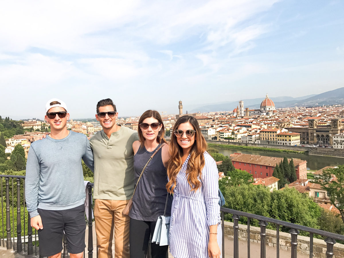 Piazzale Michelangelo, Florence, best view in Florence