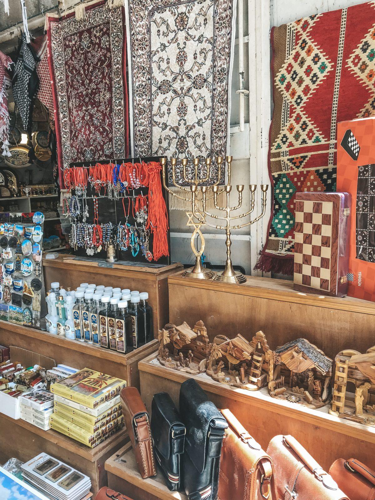 Jaffa markets