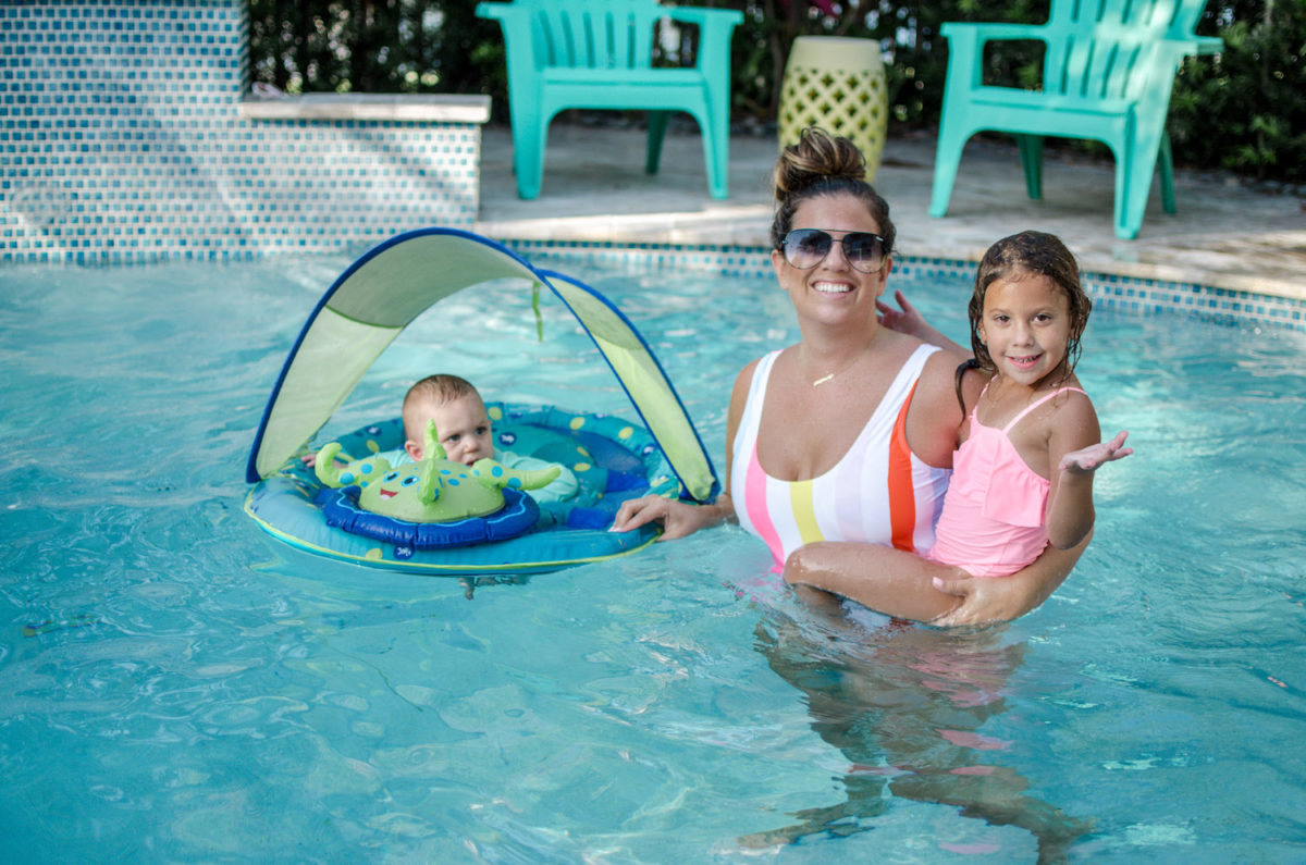 Three Easy Ways to Keep Kids Safe During Pool Time