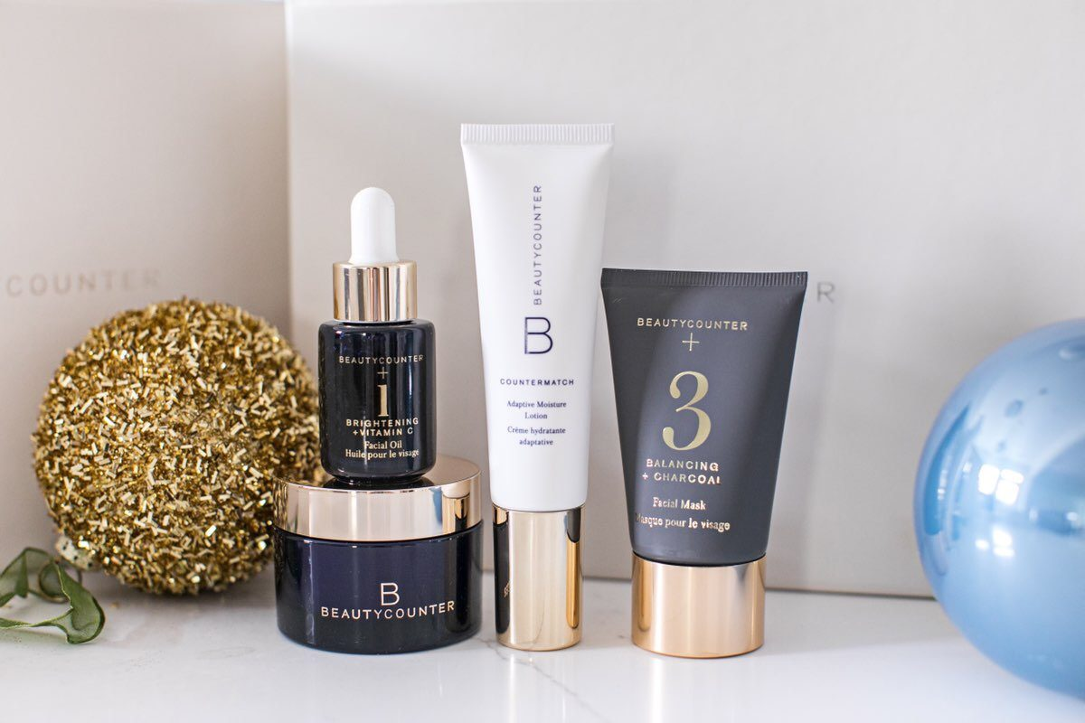 best of beautycounter, beautycounter skincare set