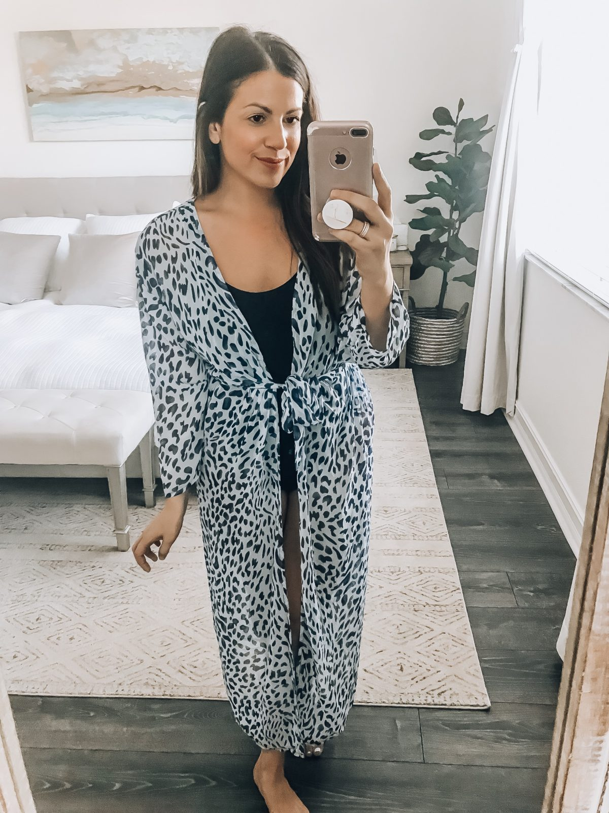 Amazon Fashion Haul Kimono Swim Cover Up