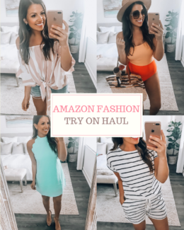 Amazon Fashion Try On Haul