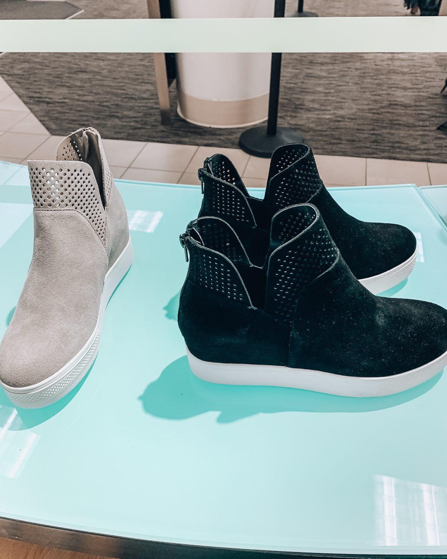 Nordstrom Anniversary Sale wedge sneaker