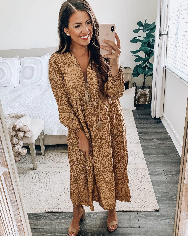 Amazon Fashion boho dress, Spell & the Gypsy dress dupe