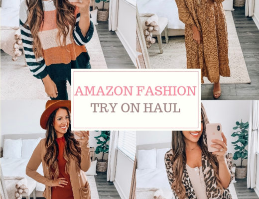 Amazon Fashion Fall Style by Jaime Cittadino, Sunflowers and Stilettos blog