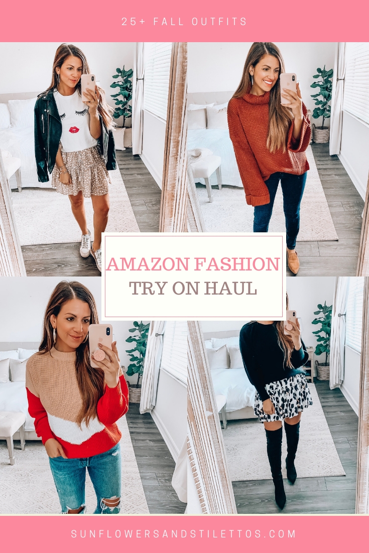 Amazon Fashion Fall Style by Jaime Cittadino, Fashion Blogger
