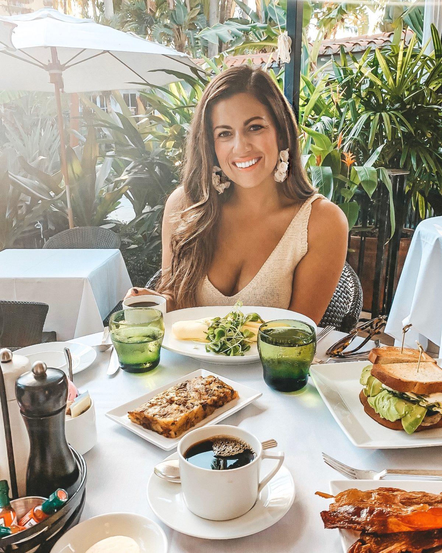 Brazilian Court Cafe Boulud
