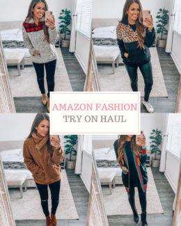 Amazon Fashion Fall and Winter Style Inspo, Cozy Sweaters Amazon, Florida Fashion Blogger Jaime Cittadino