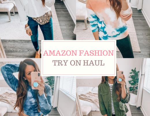 Amazon Fashion Haul by Jaime Cittadino, Florida Fashion Blogger