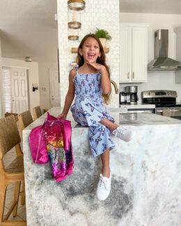 Walmart Back to School clothing, Jaime Cittadino Florida mom lifestyle blogger