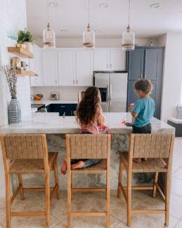 kitchen Jaime Cittadino lifestyle blog, design blog, Florida home blog