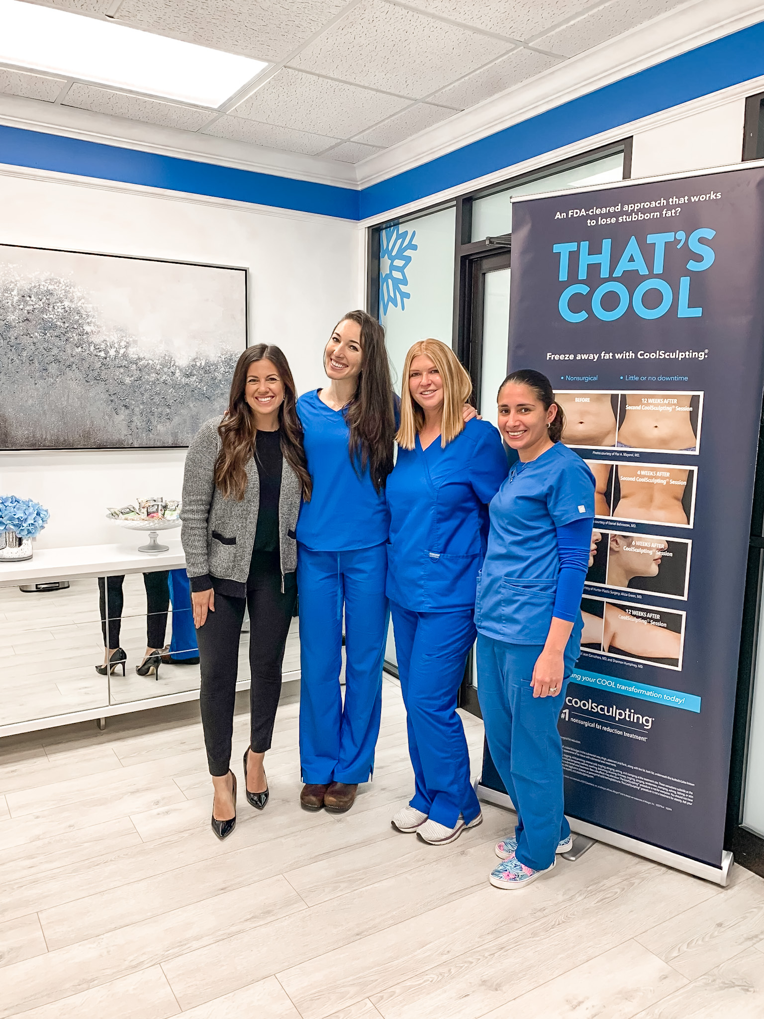 South Florida CoolSculpting CoolToning, Palm Beach