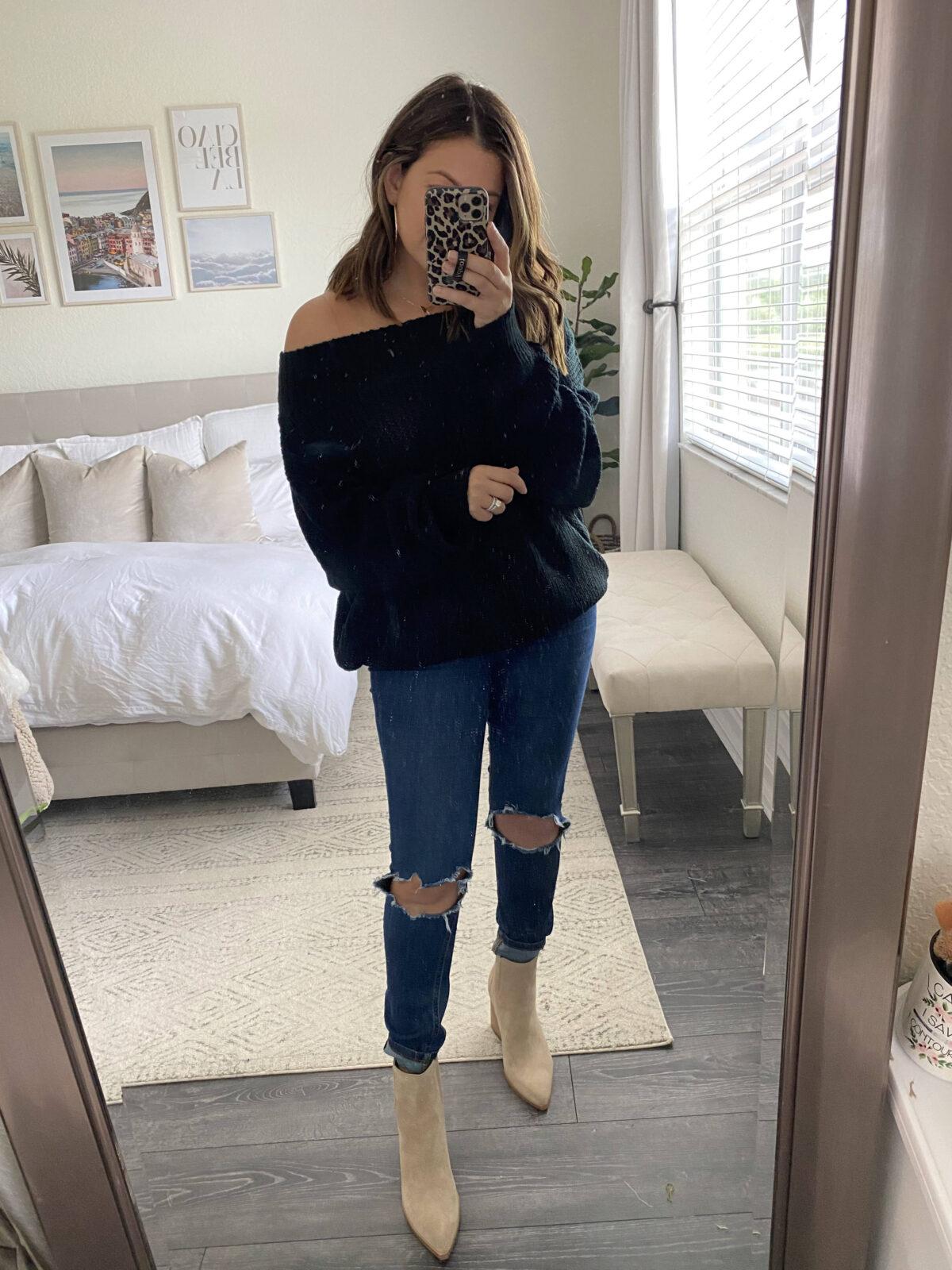 Amazon off shoulder oversize sweater, oversize off shoulder sweater